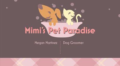 Avatar for Mimi's Pet Paradise