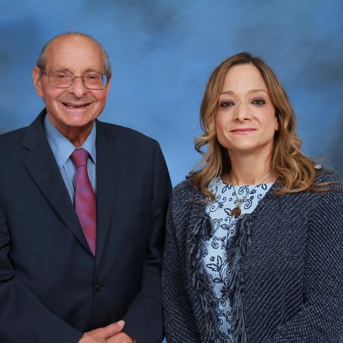 Fredric & Hallie Lehrman, President & VP, Master Tutors & Educational Advisors (UPENN)