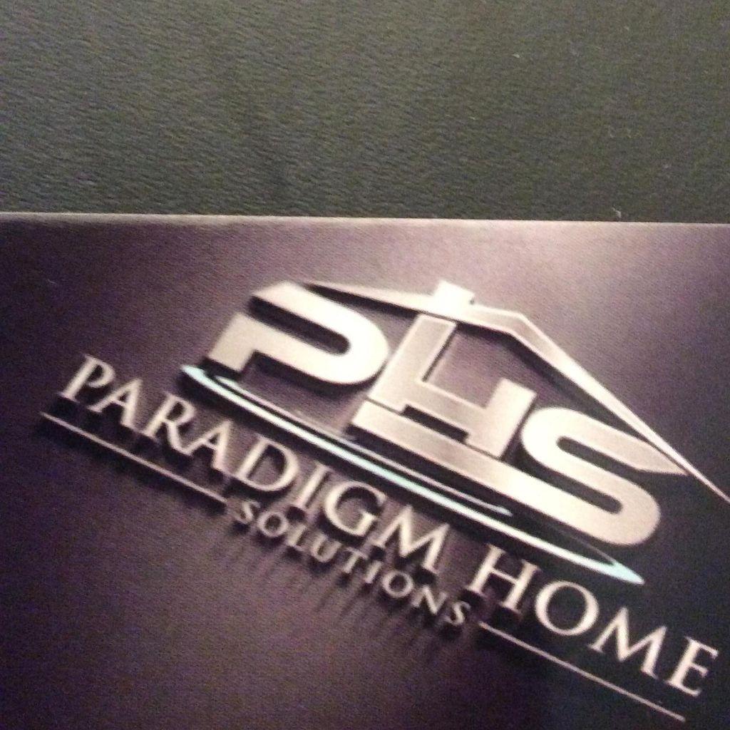 Paradigm Home Solutions