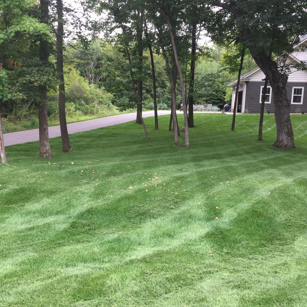 Weber's Lawn & Landscape