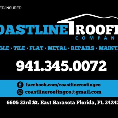 Avatar for Coastline Roofing Company, LLC.