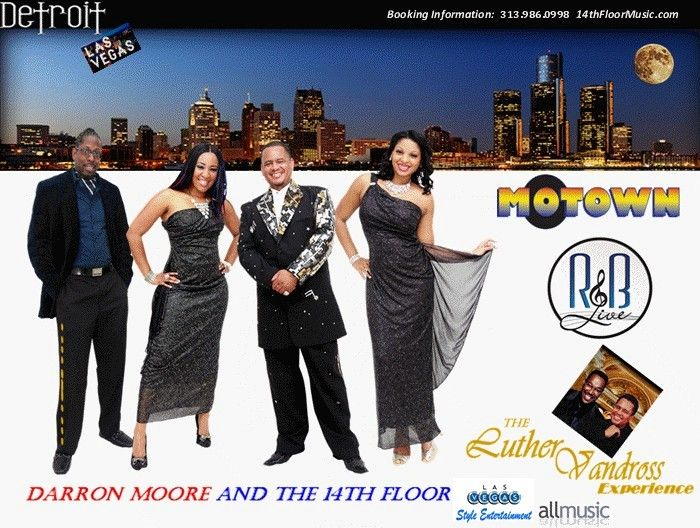 Cruisin' With The Luther Vandross Experience feat Darron Moore