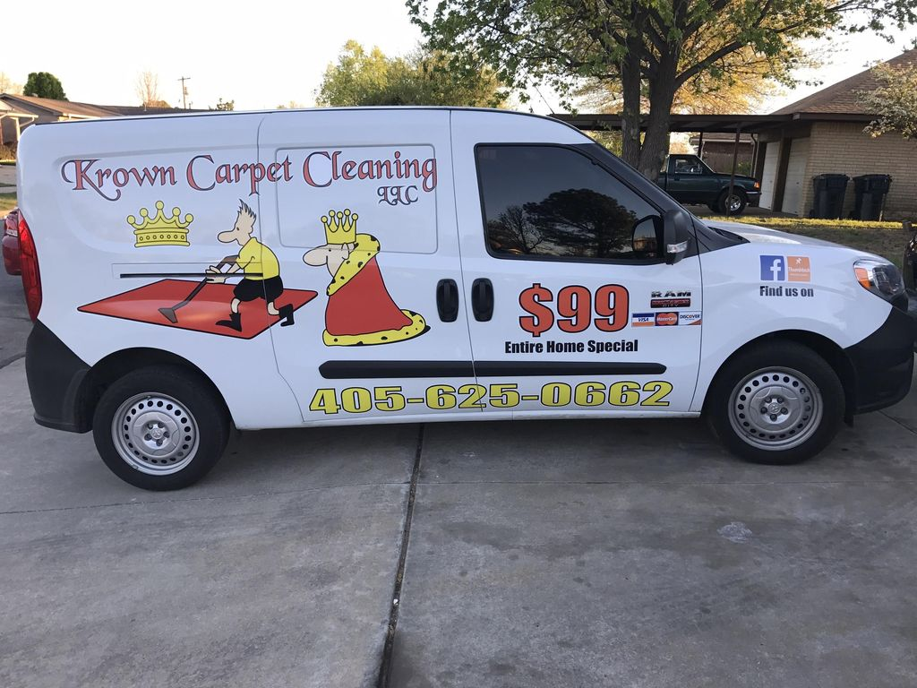 Krown Carpet Cleaning OKC