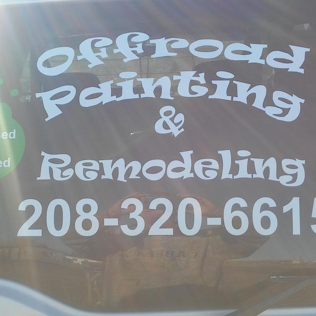 Offroad Painting and remodeling