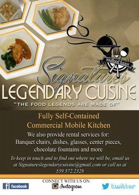 Avatar for Signature's Legendary Cuisine Fresno, CA Thumbtack