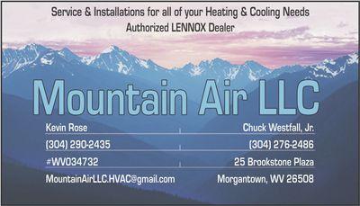 Avatar for Mountain Air LLC Morgantown, WV Thumbtack