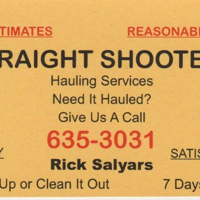 Avatar for Straight Shooters Trash out Services Peoria Heights, IL Thumbtack
