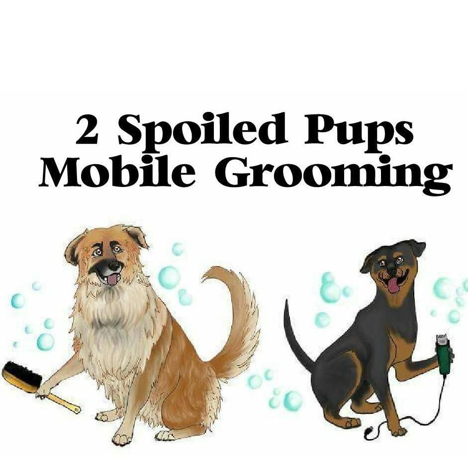 2 Spoiled Pups Mobile Grooming