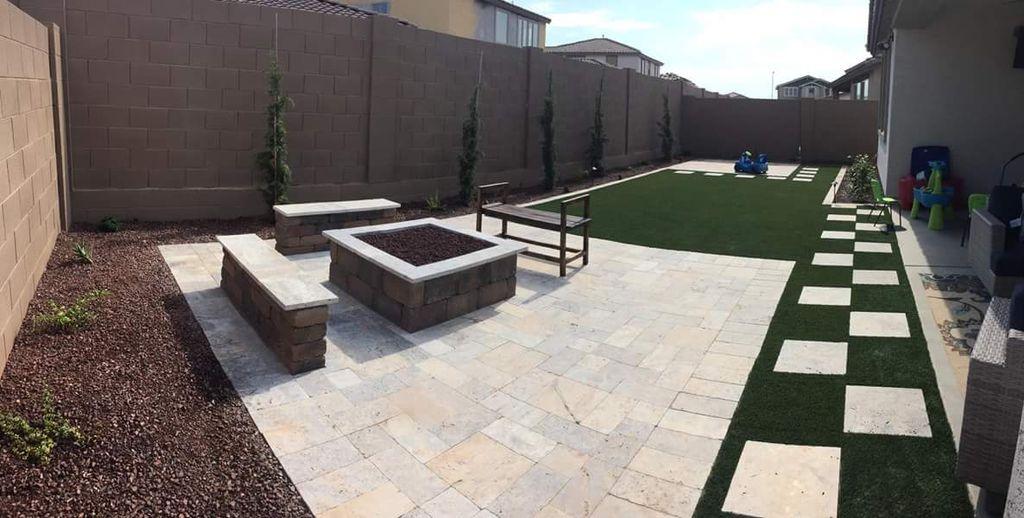 c-v landscaping
