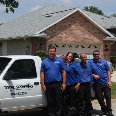Avatar for Total spraying llc Jacksonville, FL Thumbtack