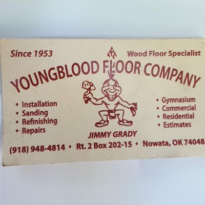 Avatar for Youngblood floor company