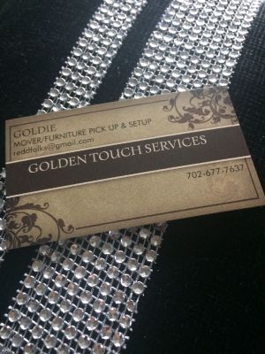 Avatar for GOLDEN TOUCH SERVICES Dallas, TX Thumbtack
