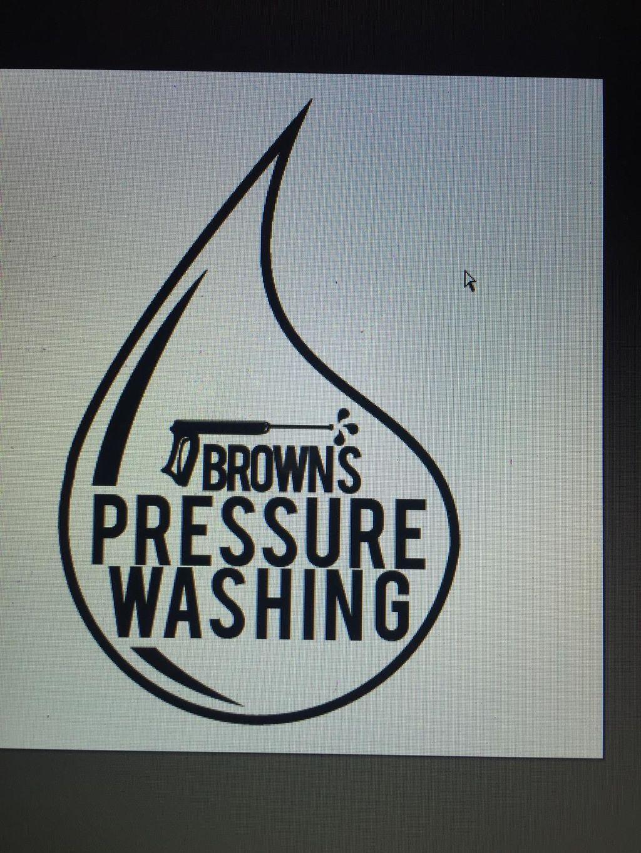 Brown's Pressure Washing