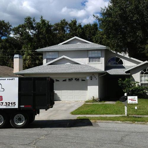 Bradenton Roofing Contractor Replacement Shingle Roof