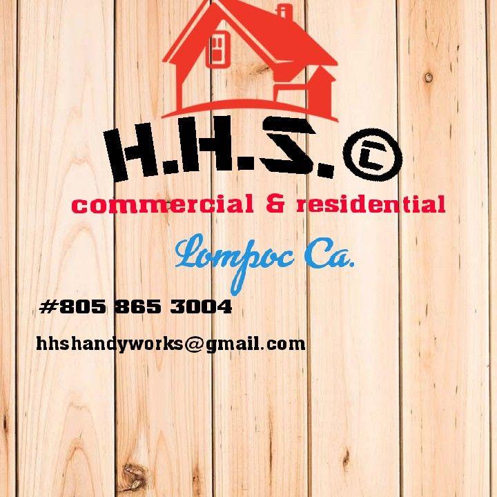 """Hustlin home service """"HHS"""""""