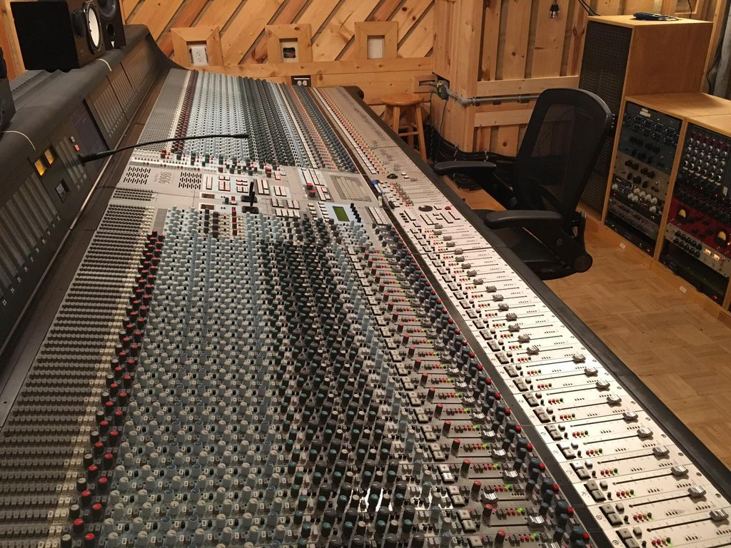 Power Station Recording Studio