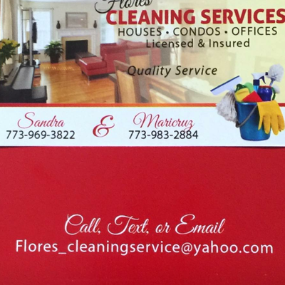 Avatar for Flores cleaning service
