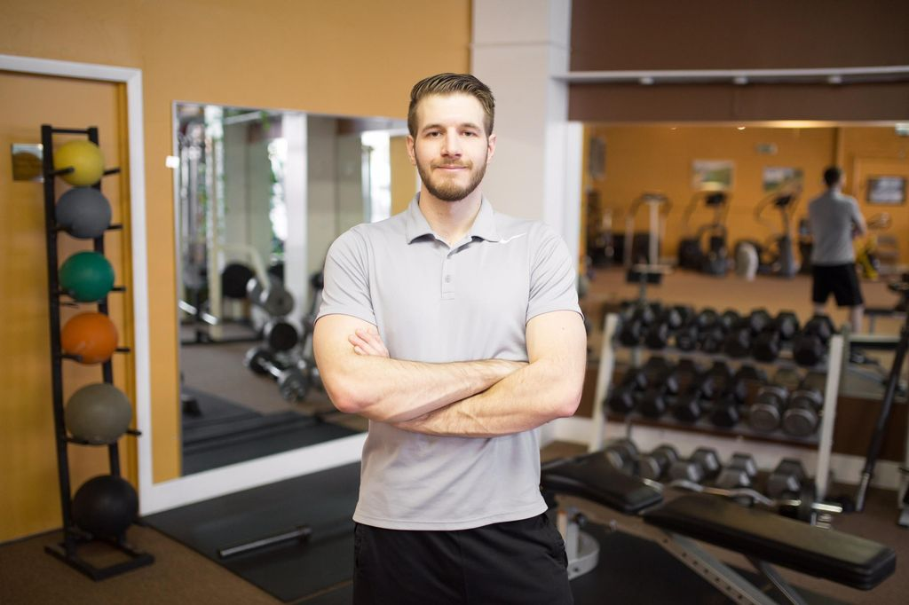 Chris Bell, NSCA-PT, Fitness Professional