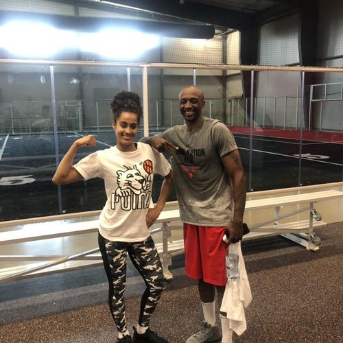 Jason Terry ( NBA) & 4 Time WNBA ALL-STAR Skylar Diggins