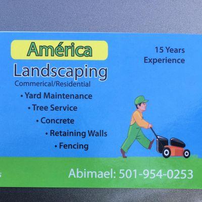 Avatar for Américas landscape service Little Rock, AR Thumbtack