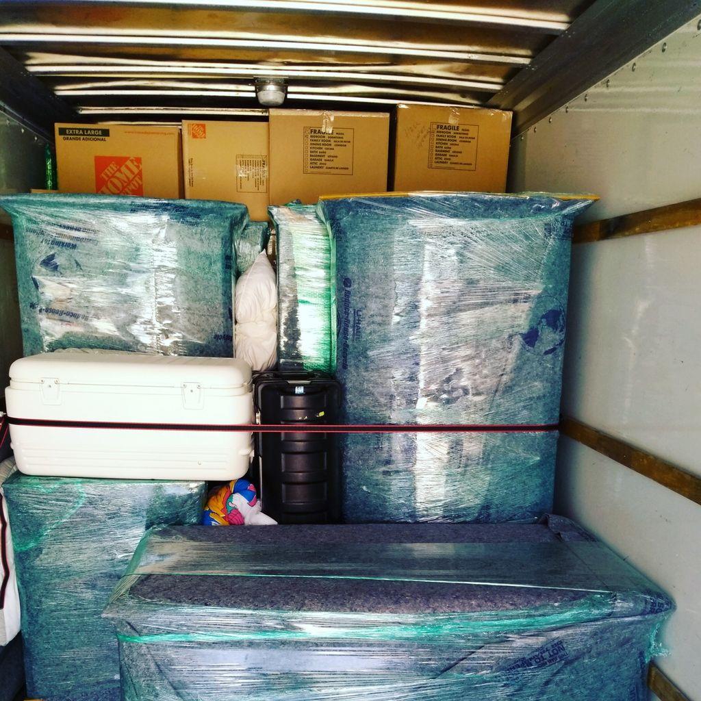 All Madden Moving LLC