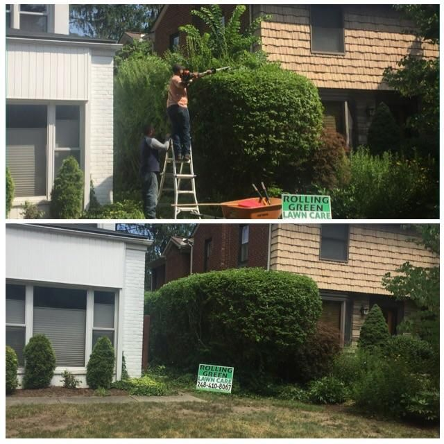 Rolling Green Lawn Care