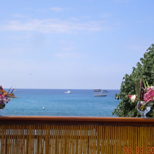 View from our Upper Lanai