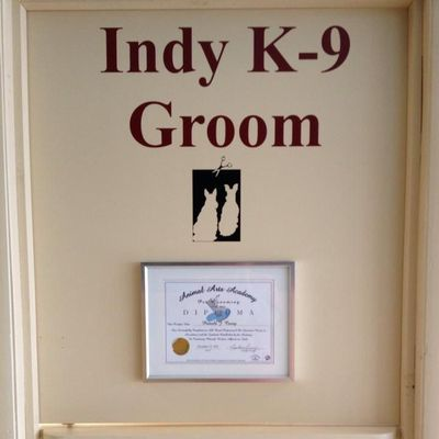 Avatar for Indy K9 Groom