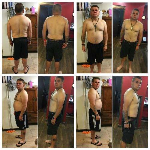Keiner had been trying for the last 5 years to get in better shape.  All the workouts and diets he tried on his own didn't seem to make a difference.  He has seen a big difference since we sat down and I came up with a proper plan that would allow him to excel and succeed towards his goals.