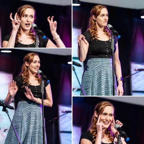 Clearly, I'm a very serious person and hate singing. ;-)