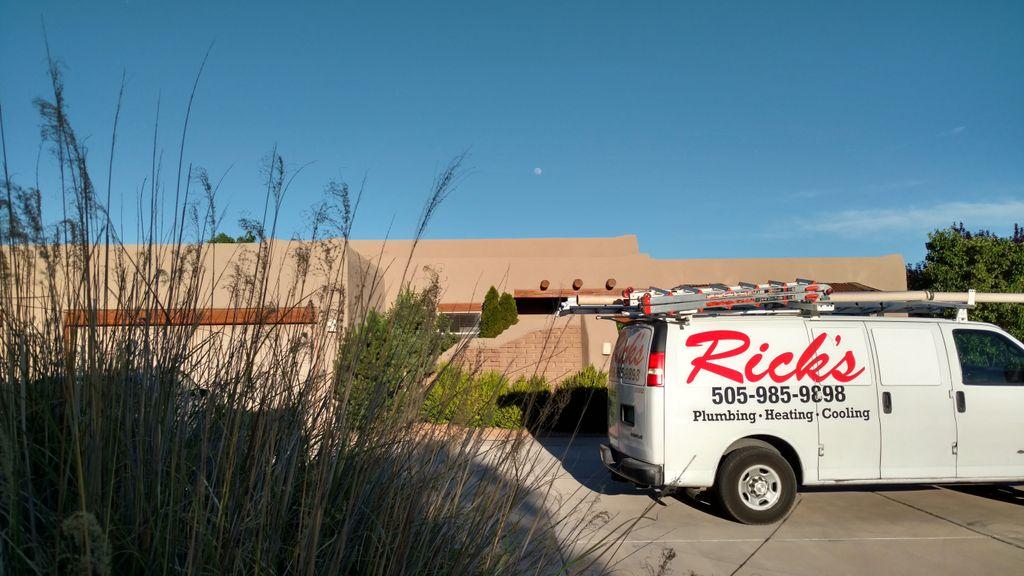 Ricks Plumbing & Heating Co