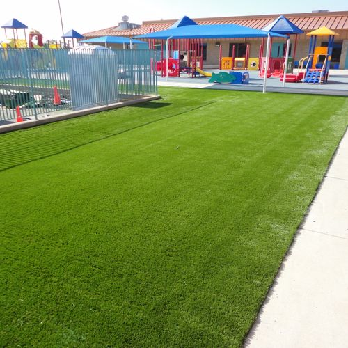MCAS Miramar - Synthetic Turf