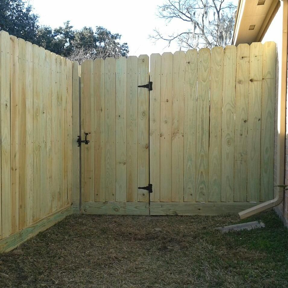 Seco's Fence