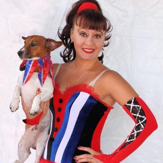 Circus Dog Show by  Menestrelli Entertainment, LLC