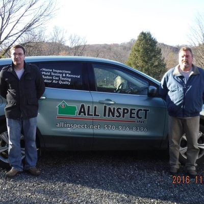 Avatar for All Inspect LLC Selinsgrove, PA Thumbtack