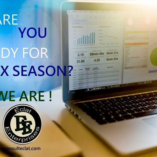 We make tax preparation painless!