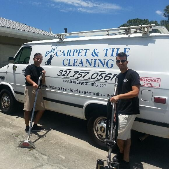 Linky's Carpet & Tile Cleaning