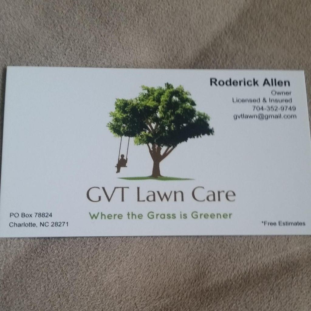GVT Lawn Care