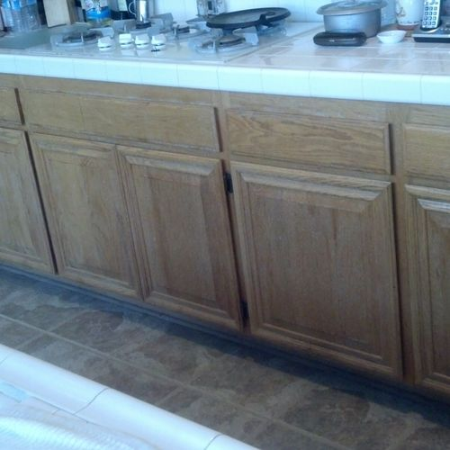 2013 - Temecula kitchen remodel- Before picture #2