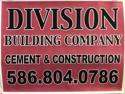 Avatar for Division Building Company Saint Clair Shores, MI Thumbtack