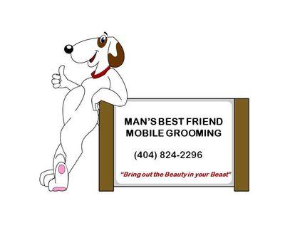 Avatar for Man's Best Friend Mobile Grooming LLC