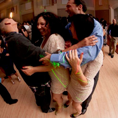 Priscilla & Ray, October 2010, my friends enjoying themselves on the dance floor.