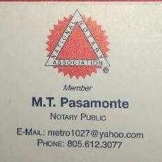 Avatar for MPasamonte Notarization Services