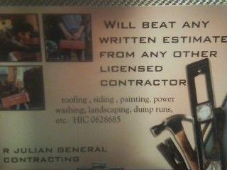 R. Julian General Contracting
