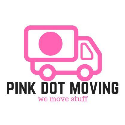 Pink Dot Moving
