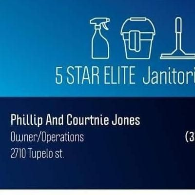 Avatar for 5 STAR ELITE Janitorial Services