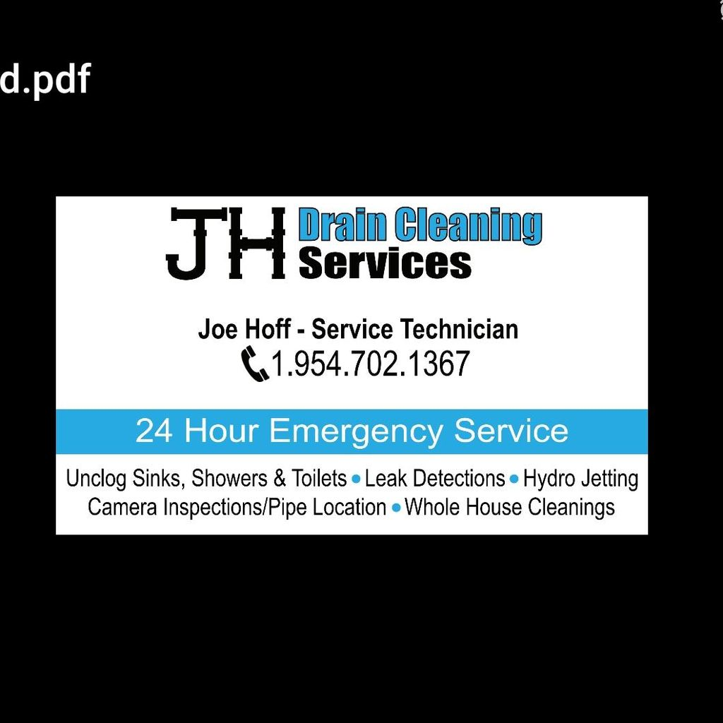 J.H. Drain Cleaning Services LLC
