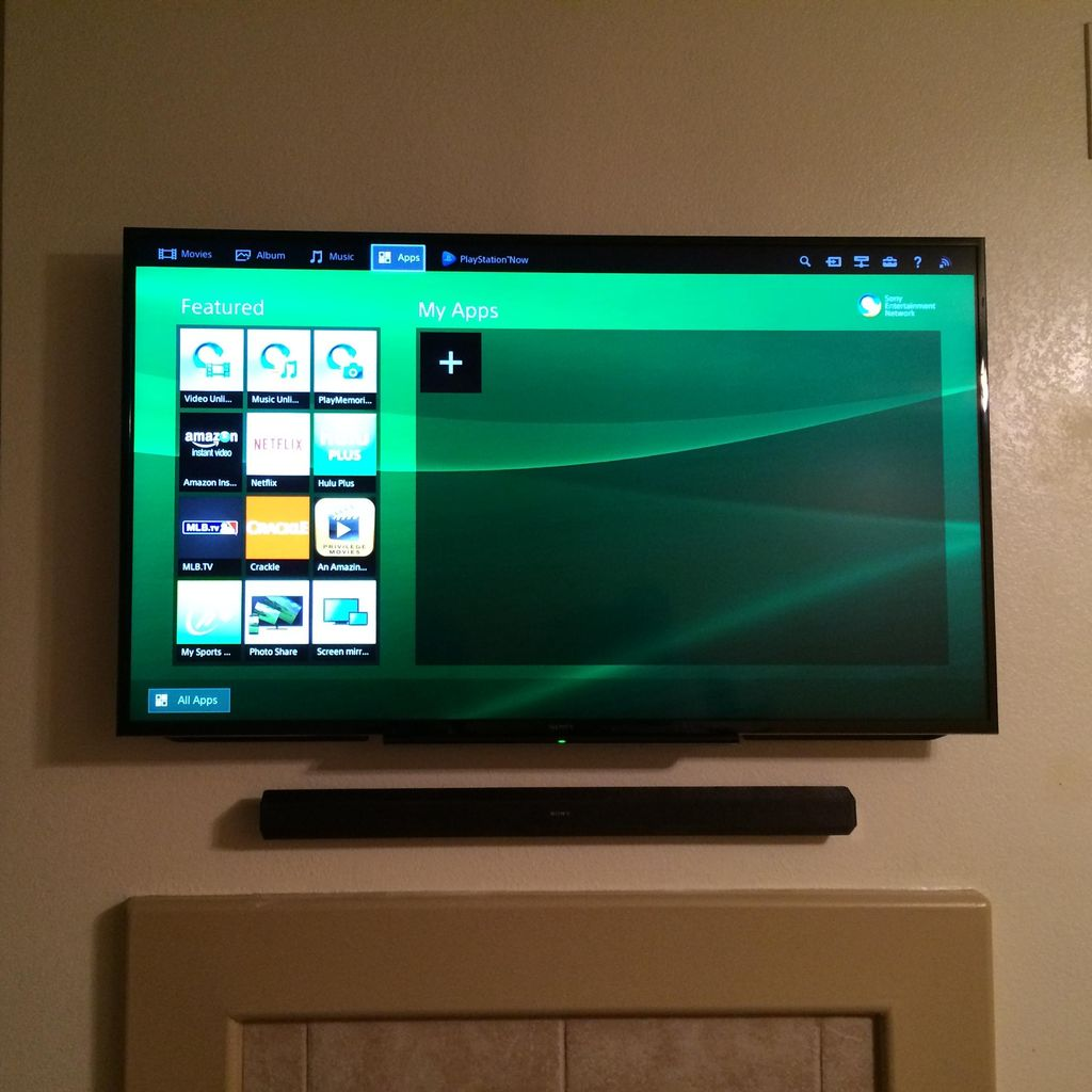 Magic Touch Home Theater Installation