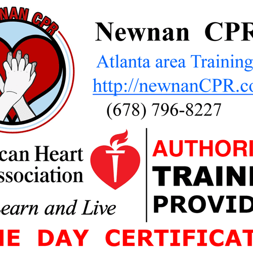 Same Day Certification!  (No waiting to get your card in the mail).