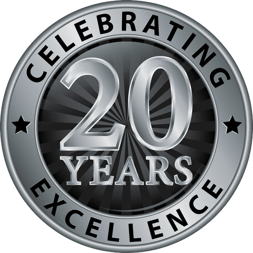 20 Years of Service in the DFW Metro Area